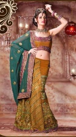 Pakistani Bridal Dresses for Girls