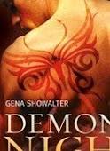 Gena Showalter's demons