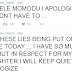 Artiste Davido opens up more on his fight with his babymama, apologizes to Dele Momodu