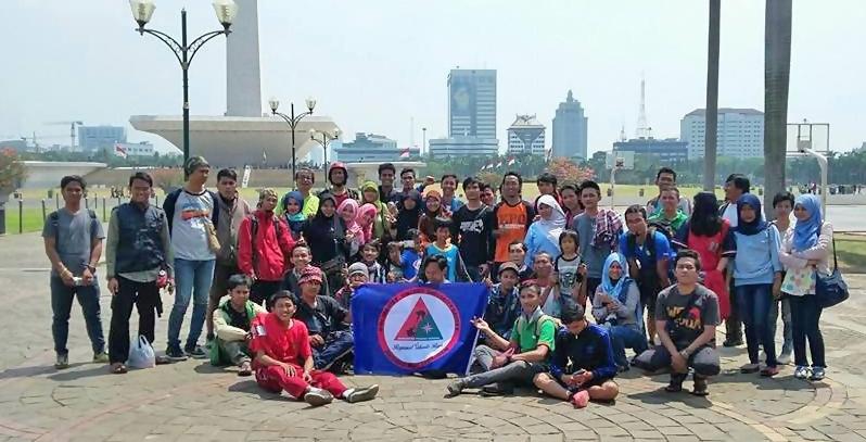 Menyatu Dengan Alam Bersama Komunitas Pendaki Gunung KPG  Sharing  Arah.Com