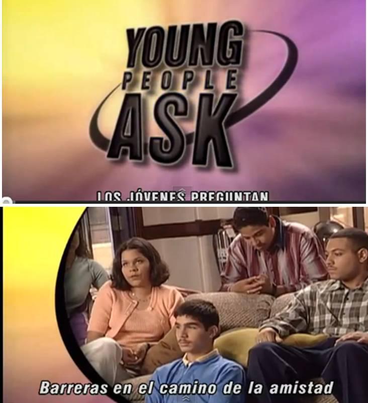 Los verdaderos adolescentes preguntan puede