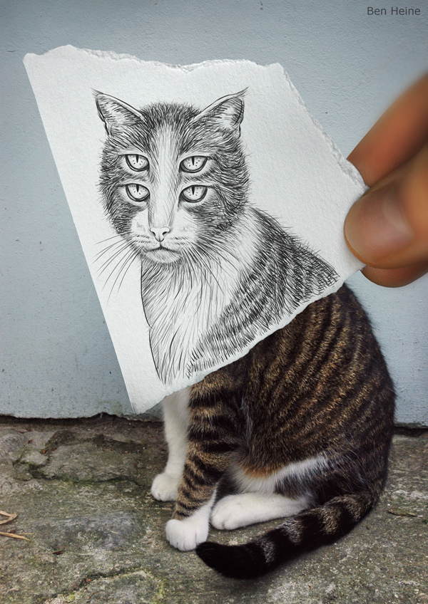 wonderful pencil art