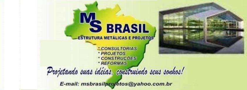 MS Brasil Estrutura Metálica