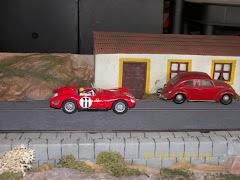 FERRARI TR60 LM 1960