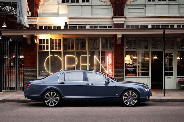 2012 Bentley Continental Flying Spur Wallpaper