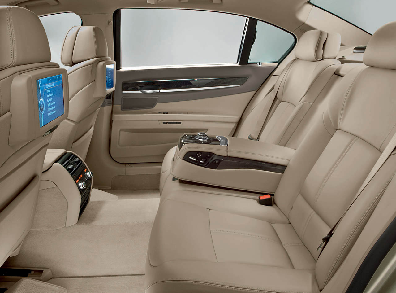 Cars World Bmw 7 Series Interior