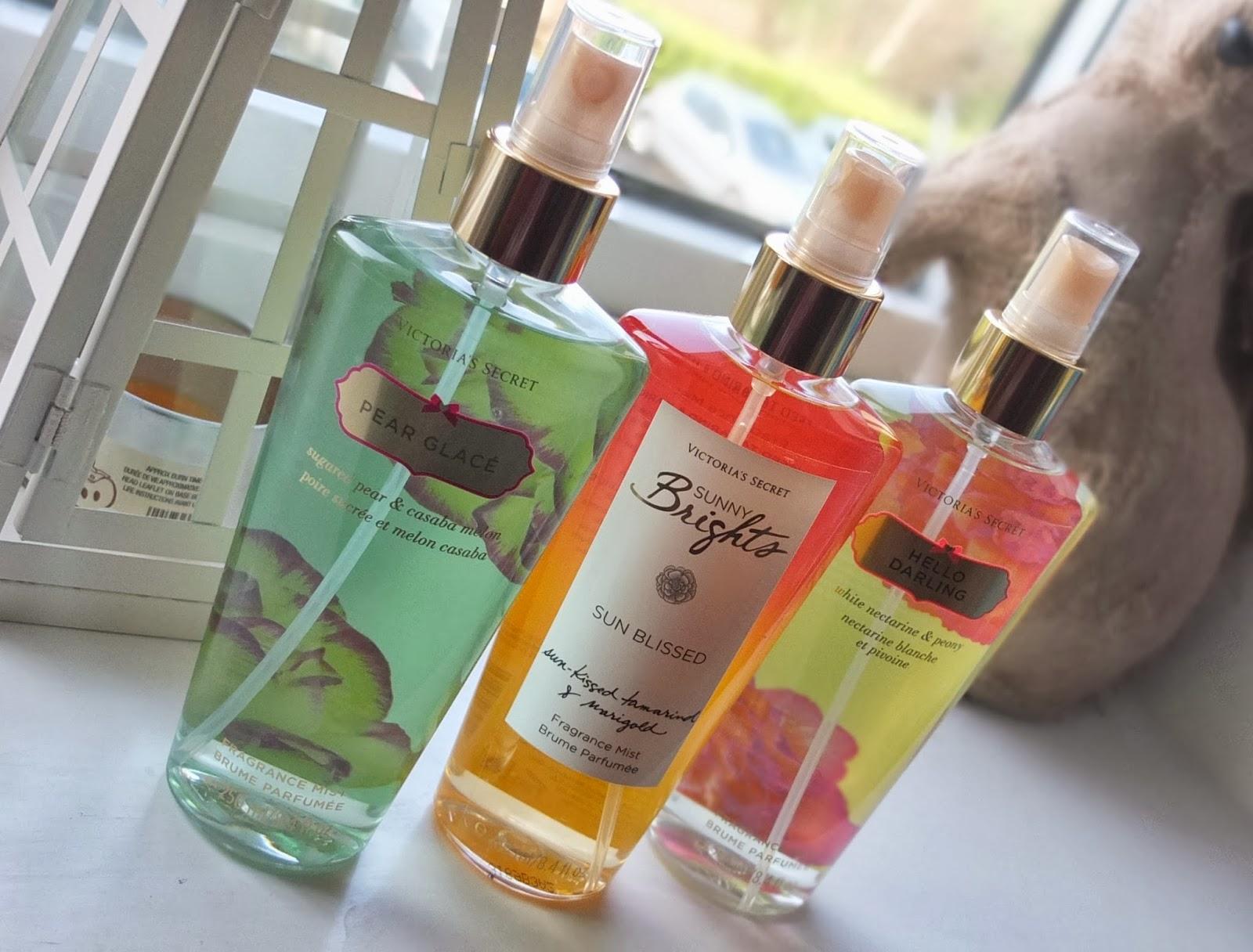 Victorias Secret UK Fragrance Mists