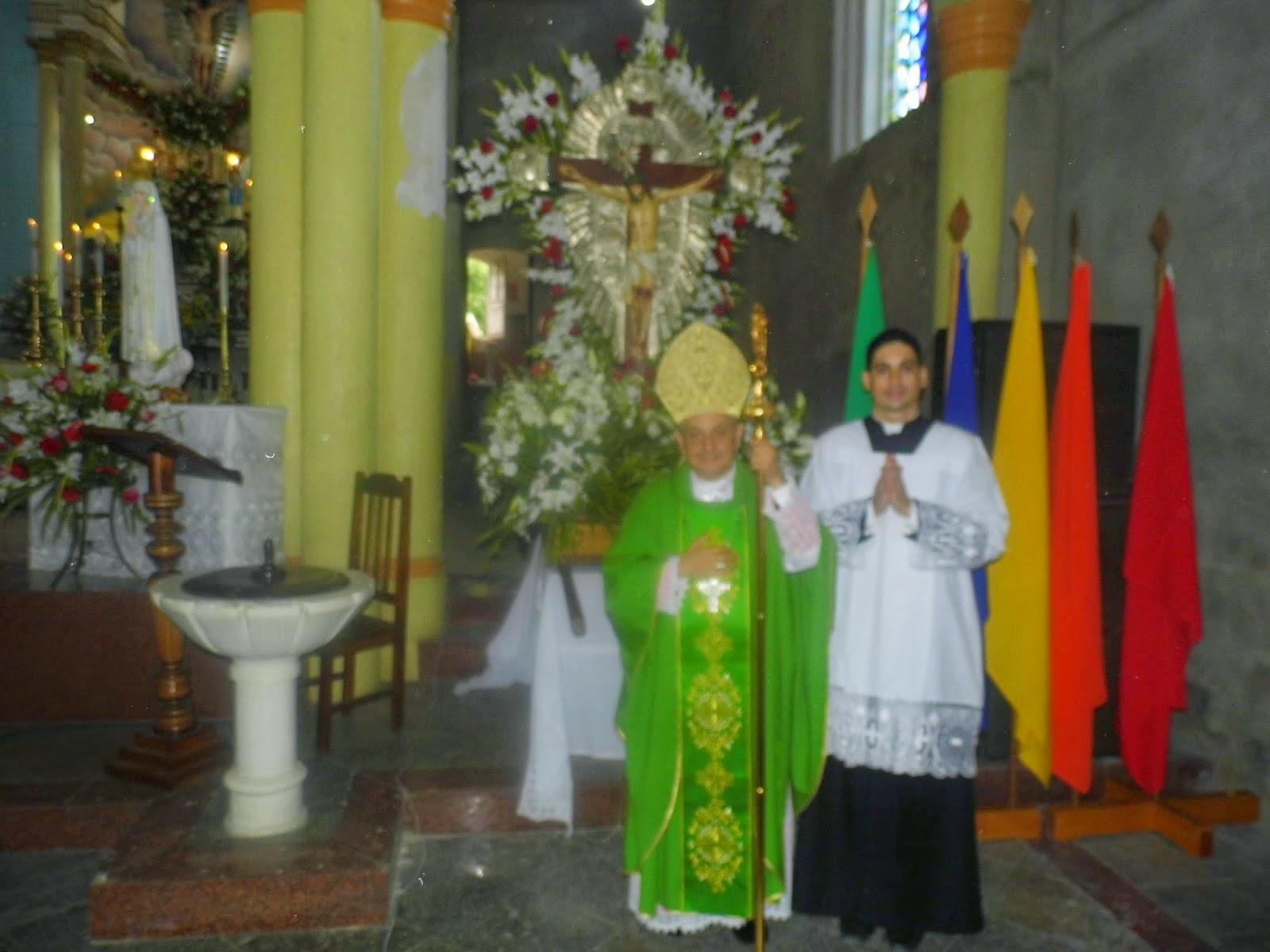 DIOCESE DE BONFIM COMEMORA OS 40 ANOS DE SACERDÓCIO DE DOM FRANCISCO