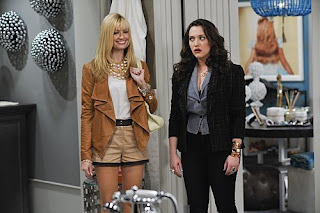 2 Broke Girls: Better, but still not good
