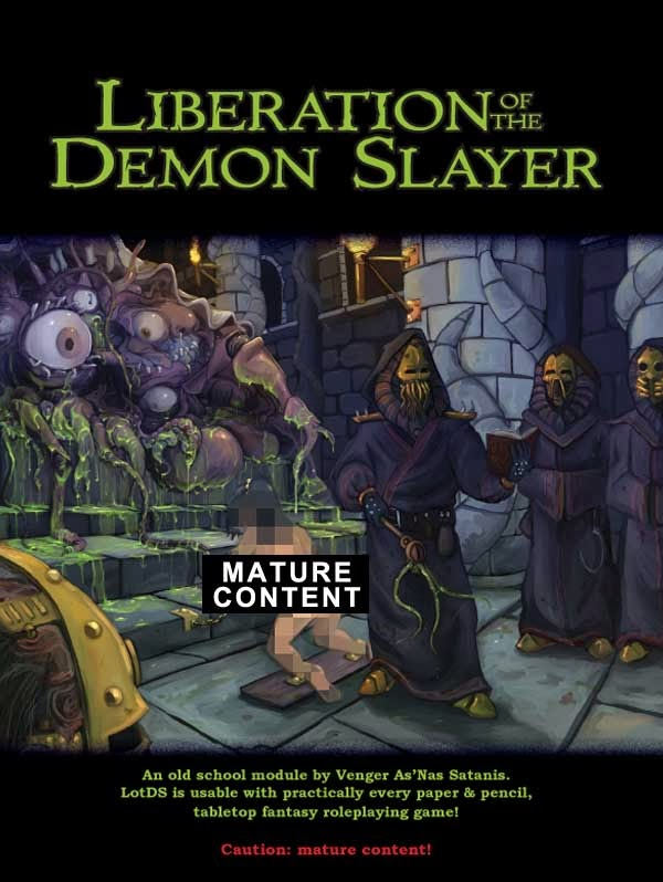 Liberation of the Demon Slayer cover image