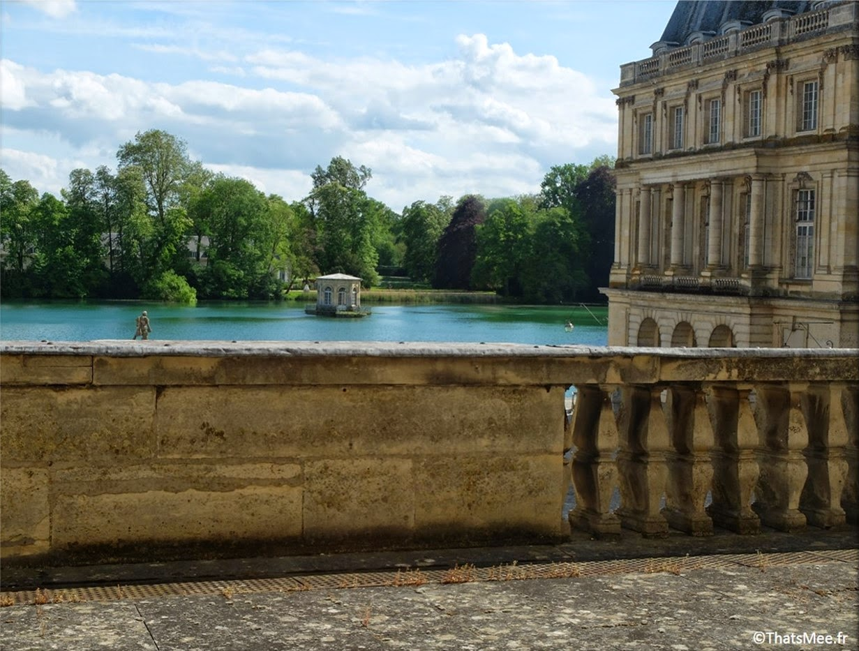 parc jardins Lenotre Chateau de Fontainebleau Napoleon François Ier Renaissance Seine-et-Marne 77 tourisme