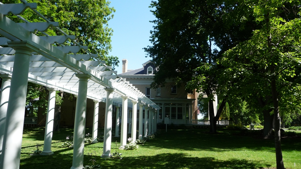 Daly Mansion Tours