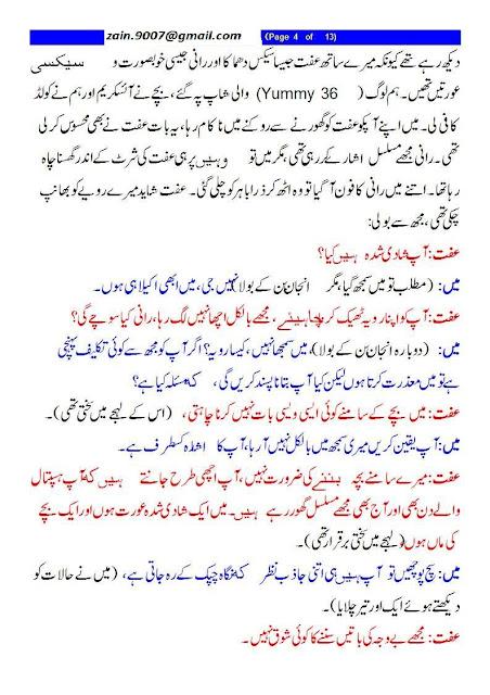 Urdu-Story