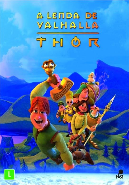 A Lenda de Valhalla: Thor – Dublado (2011)