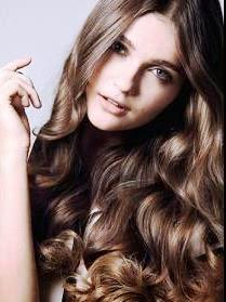 Cómo rizar el cabello con un rizador Peinados y cuidados del  - Peinados Con Rizador Paso A Paso