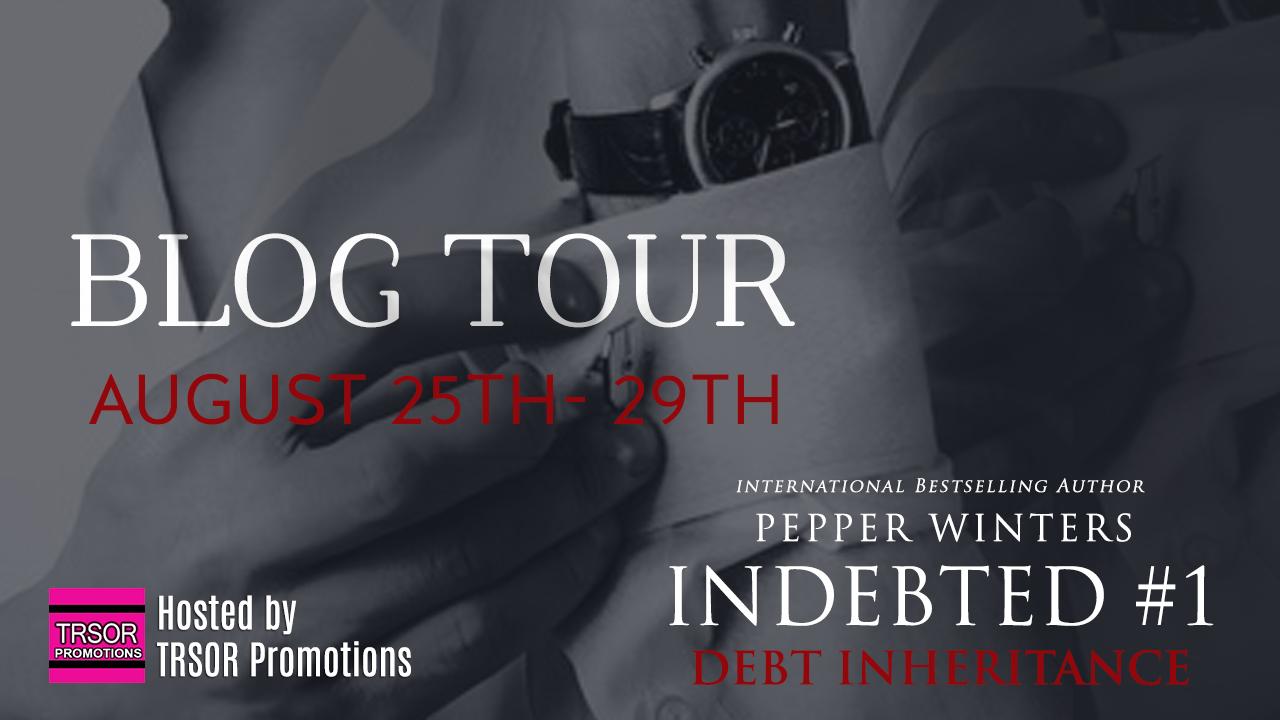 Blog Tour: Debt Inheritance by Pepper Winters