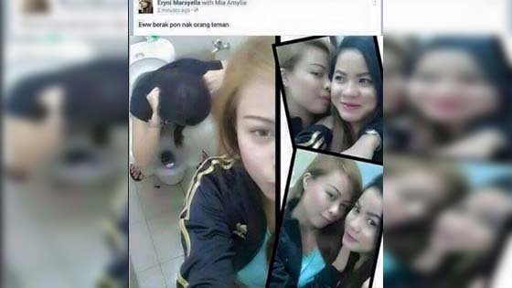 Selfie Remaja Melayu Sedang Berak Viral