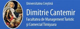 """Simpozionul științific al studenților și masteranzilor """"Turism și dezvoltare durabilă"""", Timișoara"""