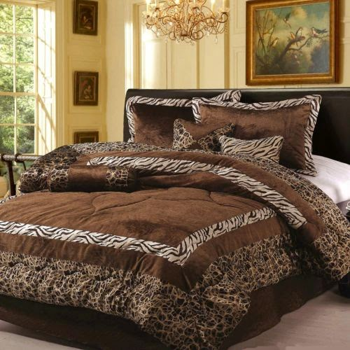 Faux Fur Bedspreads King Size