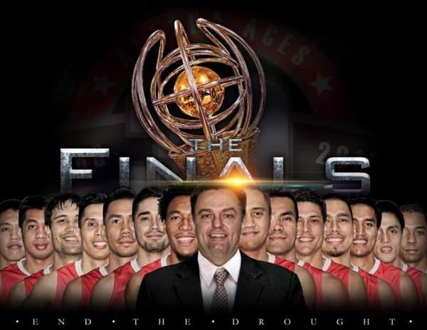 Image: Alaska Aces - 2016 PBA Philippine Cup Finals Wallpaper