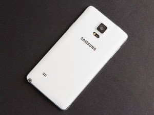 Samsung Galaxy Note 4 Terbaru