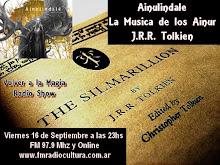 Ainundale J.R.R. Tolkien 15° Aniversario de Volver a la Magia