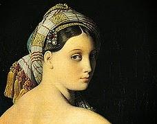 Bagno Turco Ingres : G lucio fragnoli art la grande odalisca di ingres