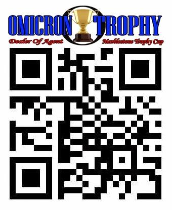 PIN BBM Omicron Trophy