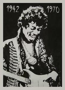 Mihály László: Jimi Hendrix