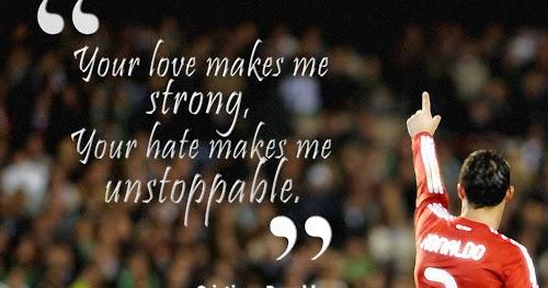 Kata Motivasi Ronaldo