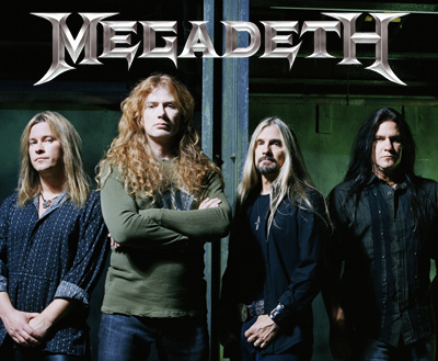 Megadeth Info