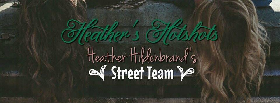 Heather Hildenbrands Street Team