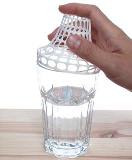 Accesorio Impreso en 3D para Floreros