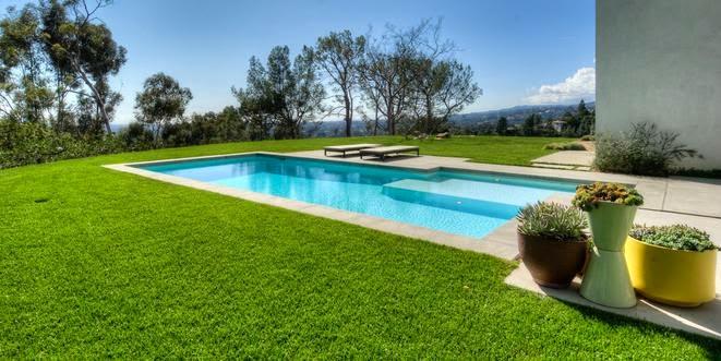 Fotos de piscinas dise o de piscinas casas - Disenos de piscinas para casas ...