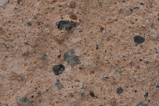 Coloured stone texture