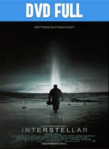 Interstellar DVD Full Latino 2014