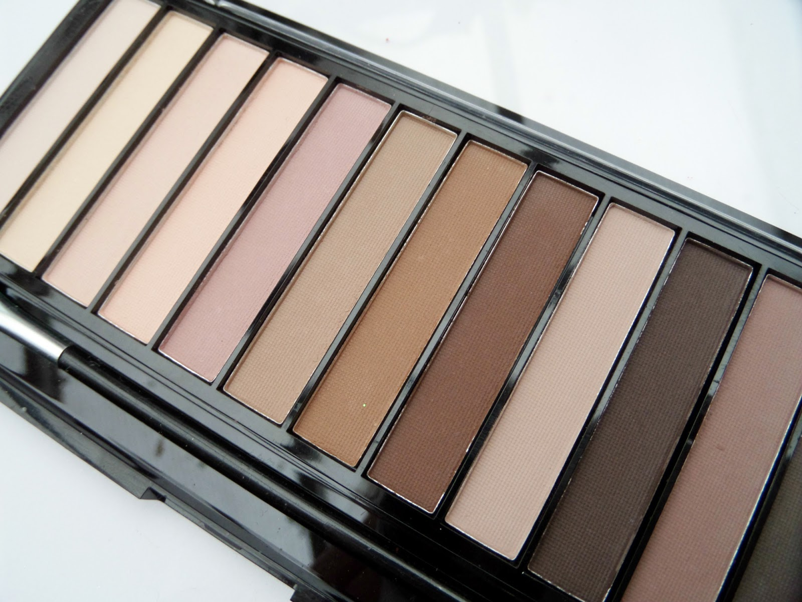 New Makeup Revolution Essential Mattes 2 Palette