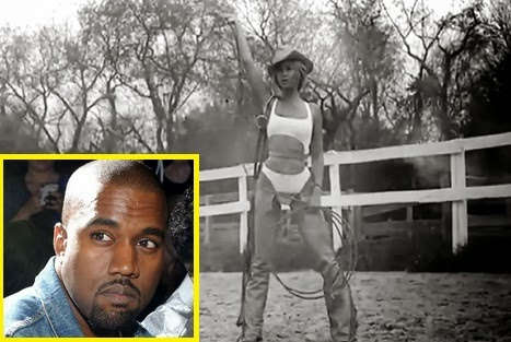 "Beyonce's ""Drunk In Love"" X-rated Remix Teaser Featuring Kanye West"