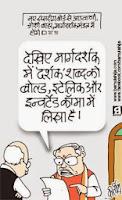 lal krishna advani cartoon, bjp cartoon, cartoons on politics, indian political cartoon