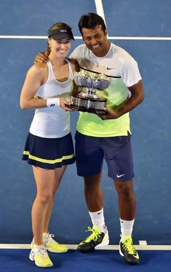 Leander Paes & Martina Hingis