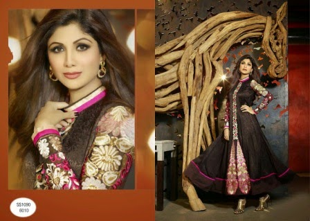 Anarkali Churidar Collection 2015