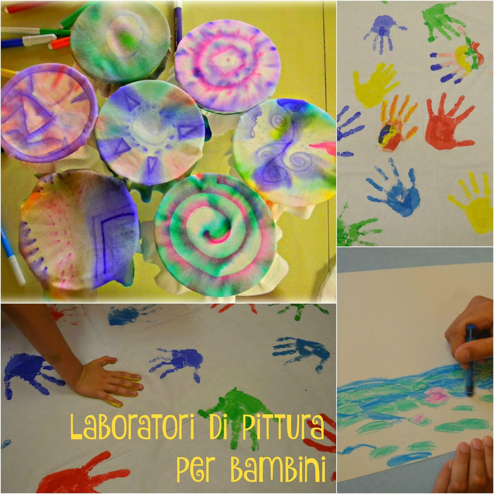Laboratori di pittura