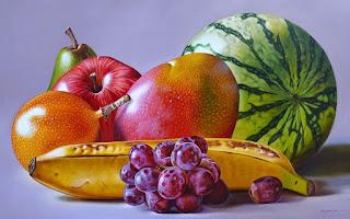 Pintura Hiperrealista Contemporanea Al Oleo