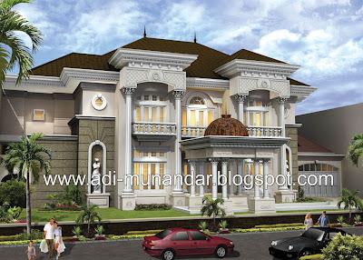Label: Rumah Klasik , Rumah Mewah , Rumah Modern