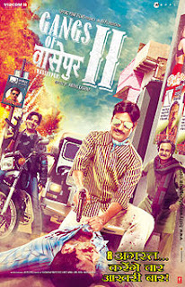 Gangs Of Wasseypur 2 (2012) Movie Poster