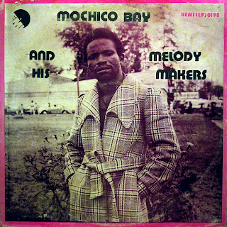 Mochico Bay and his Melody Makers -Orue, EMI