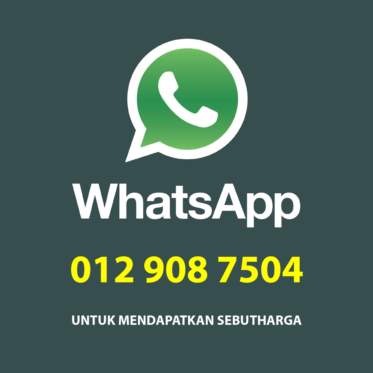 Whatsapp kami!