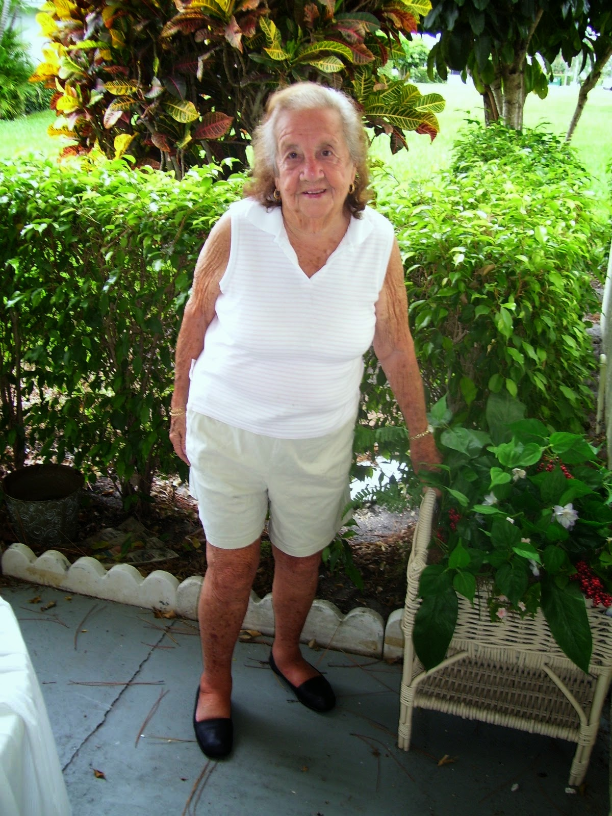 Dotty age 956, lived with Alzheimer's