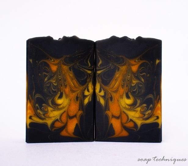 soap challenge – hanger swirl