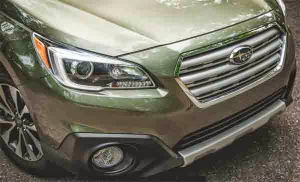 2015 Subaru Outback 3.6R Performance Test Drive